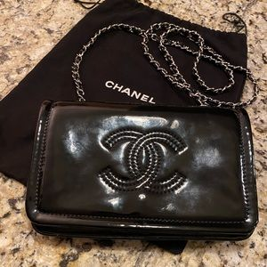 CHANEL classic flap bag limited edition